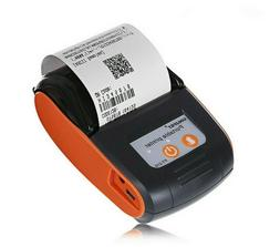 58MM Portable Bluetooth BT Thermal Label Printer Wireless Re