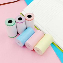6 Rolls Cashier Receipt Printing Paper 57*30mm for 58mm ther