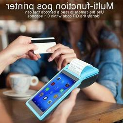 For Android 6.0 POS Terminal Handheld Thermal Receipt Printe