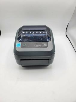 ZEBRA GK420D Thermal Label Network Receipt Printer USED WITH