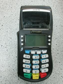 Equinox T4220 Credit Card Receipt Printer with power cable