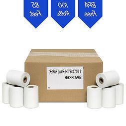 Thermal Paper Rolls for Verifone Credit Card Receipt Printer