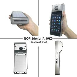 Z90 LTE 4G Magnetic/IC/NFC card reader Android POS terminal